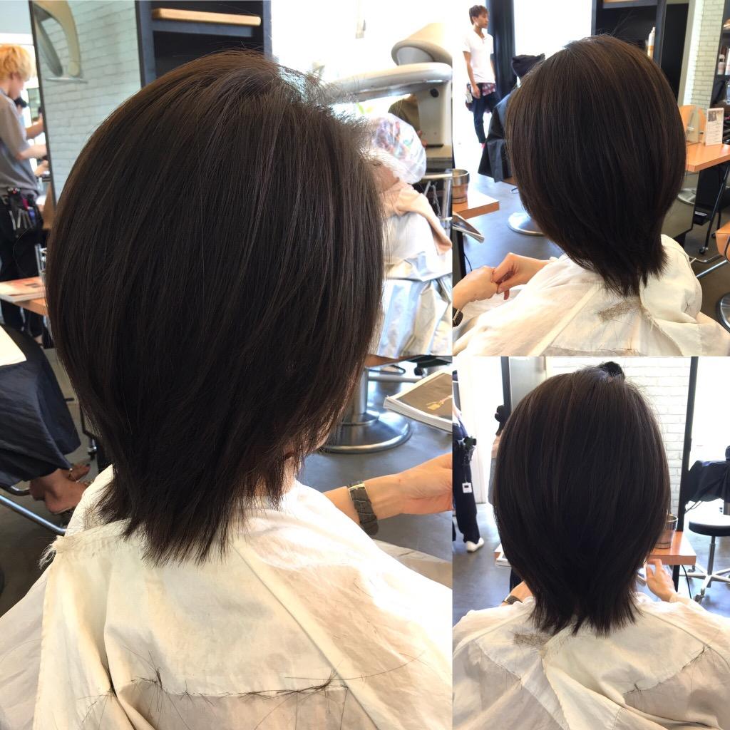 パーマをかけるとヘアスタイルの印象はここまで変わります