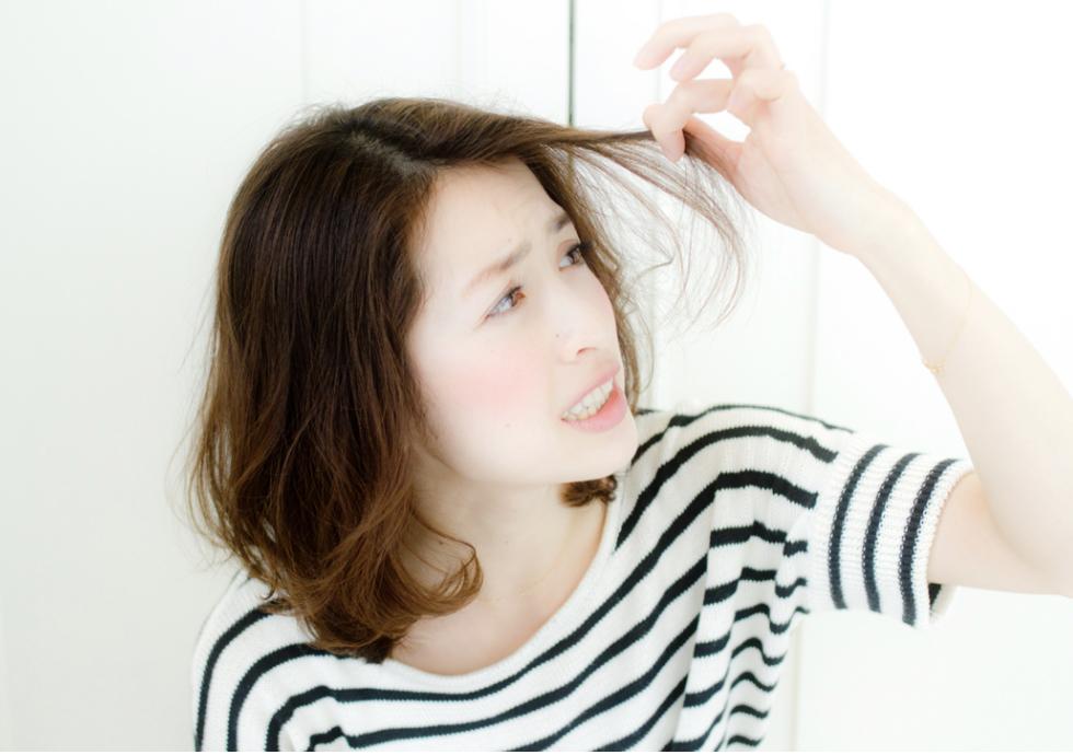 髪の毛の乾燥きになりませんか?【佐野行俊スケジュール】
