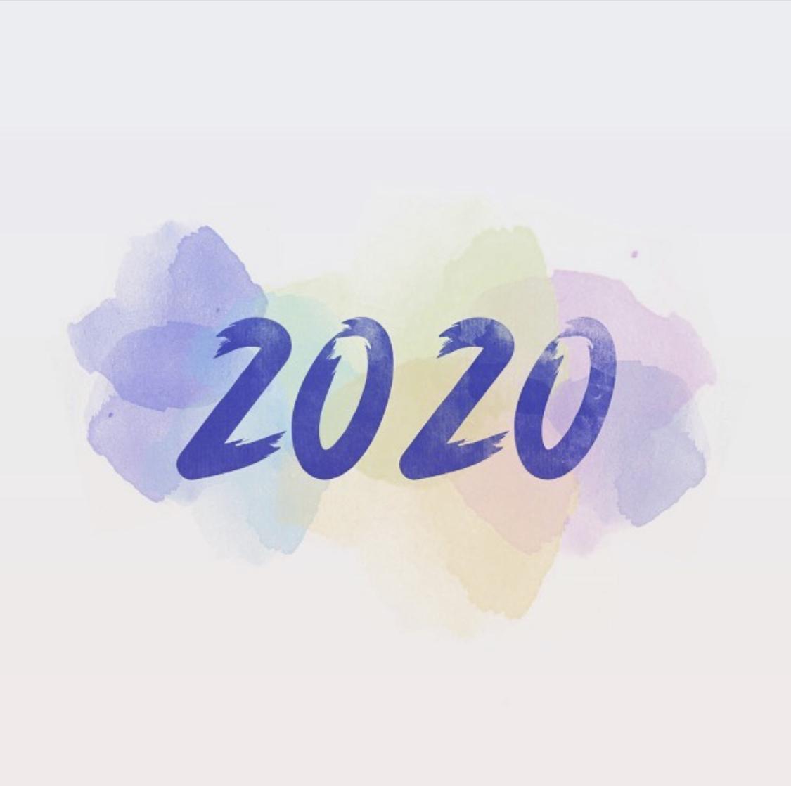 2020年!!