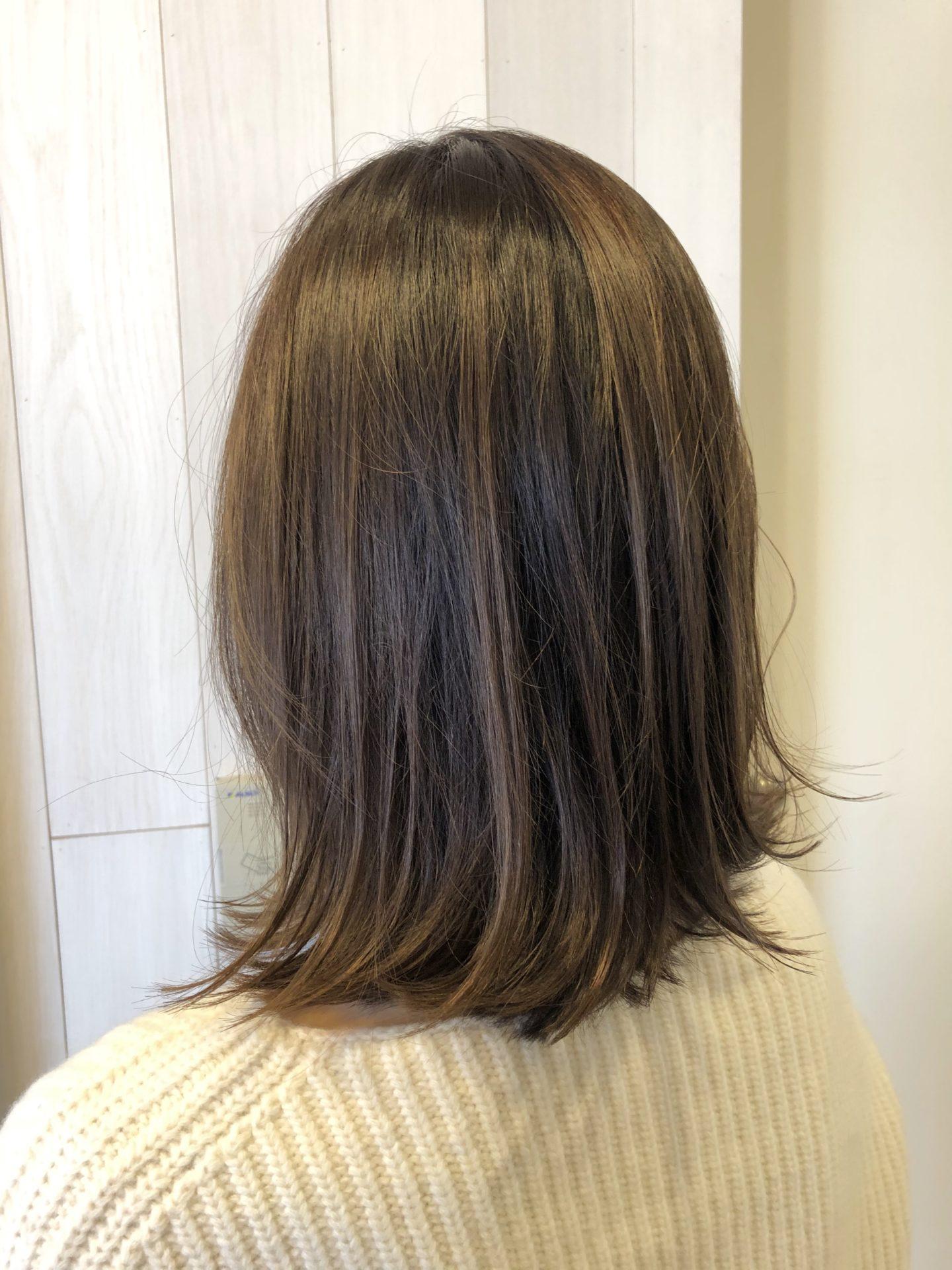デトックス髪質改善トリートメント!!