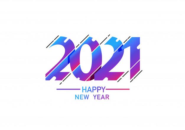 2021年!