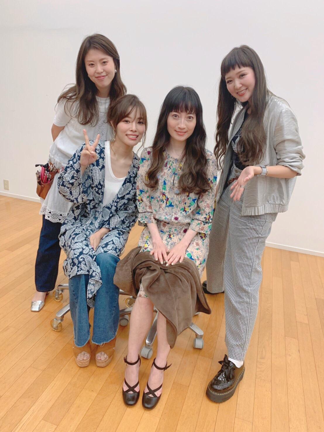 女性美容師2人でのKOLESTON PERFECT+セミナー★