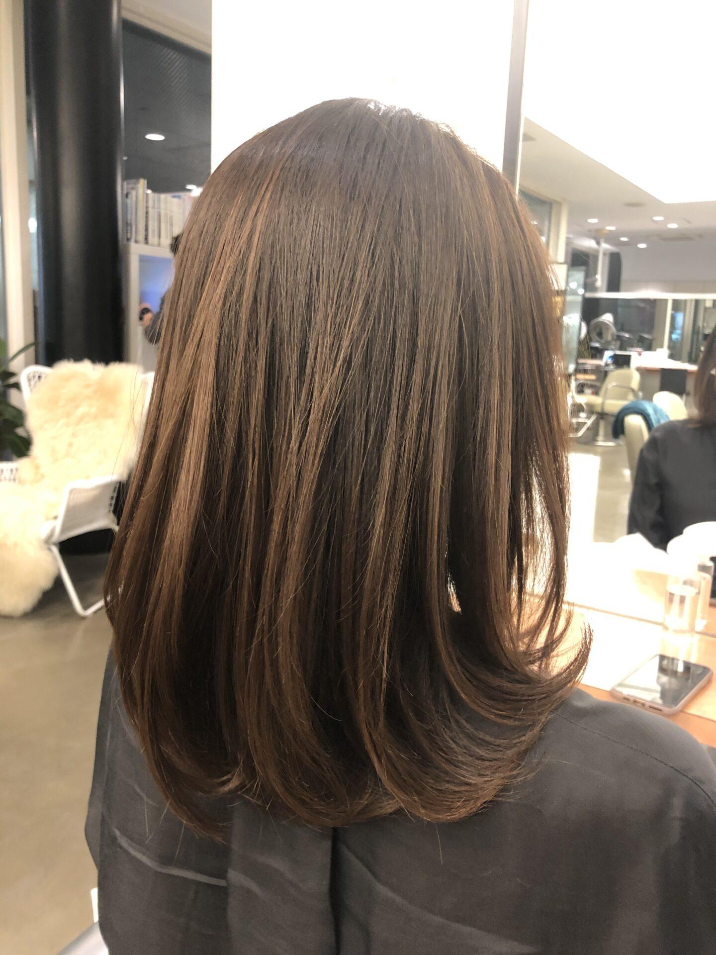 DIFINO  aoyam director 佐野行俊 ストレートパーマのこだわりと髪の強度強化なお話し