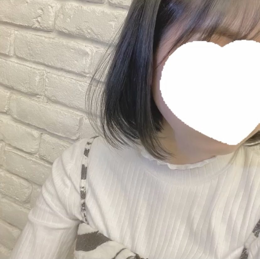 new hair color✨
